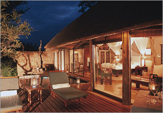Kruger Park luxury bush lodge accommodation