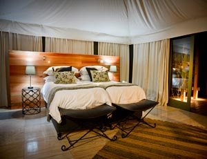 Luxury accommodation in Kruger Park