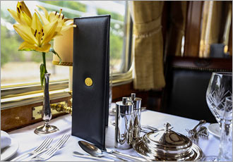 The Blue Train - pure luxury