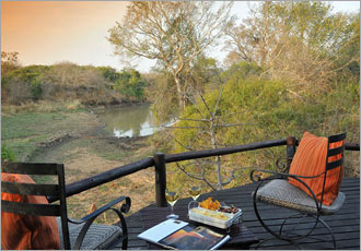 Thornybush luxury safari lodges