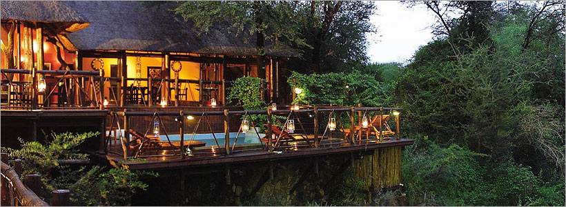 Madikwe Motswiri Private Lodge