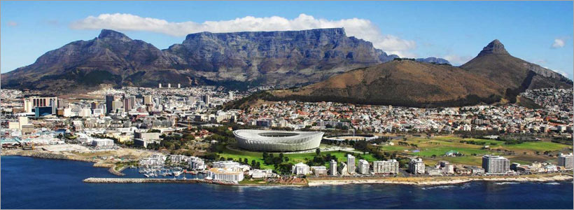 Glorious Table Mountain in Cape Town is a must