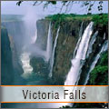 The Smoke that Thunders - Victoria Falls