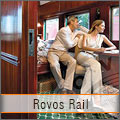 Rovos (luxury) Rail